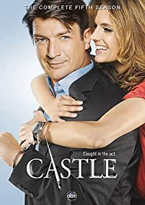 Castle Season 5 Five DVD