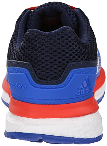 Adidas Performance Response-Boost-2 Techfit Laufschuh, blau / weiÃ? / bold Orange 6,5 M Us Blue / White / Bold Orange