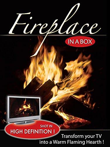 A Presto Log Fireplace