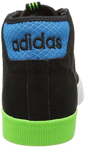 Adidas - Daily Ultra Mid - , homme, multicolore multicolore (Core Black/Solar Blue2 S14/Solar Green)