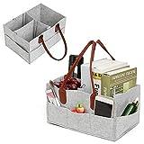 Best Regalo Diaper Bags - bagagliaio scatola organizzatore in feltro borsetta da inserire Review