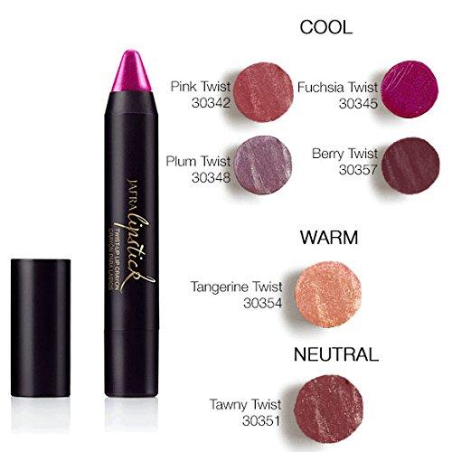 Jafra Tawny Twist, Twist-up Lippenfarbe, 2,2g