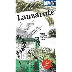 DuMont direkt Reiseführer Lanzarote: Mit großem Faltplan