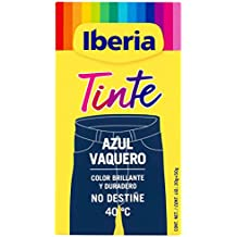 Iberia - Tinte 40°C Azul Vaquero