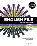 English file. Beginner. Part A. Student book-Workbook-iTutor-iChecker-Oxford Online Skills Program. With key. Per le Scuole superiori. Con espansione online