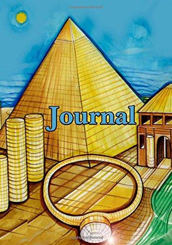 journal-compass-egypt-reflection-journal