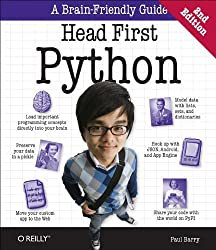 Head First Python (Brain Friendly Guide)