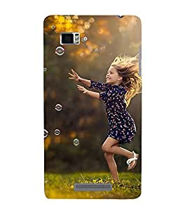 PrintVisa Designer Back Case Cover for Lenovo Vibe Z K910 (amazing playing refresh lady girl)