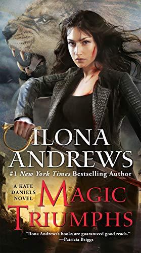 Magic Triumphs (Kate Daniels Book 10) (English Edition)