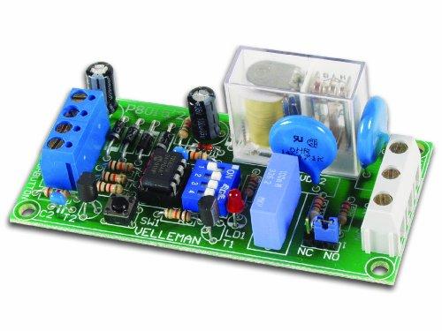 VELLEMAN - K8015 blau, grün, weiß Leistungsrelais-Relais Leistung (blau, grün, weiß) 840188 -