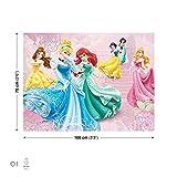 Disney Prinzessinnen Cinderella Arielle Leinwand Bilder (PPD1467O1FW)