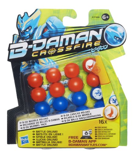 B - Daman Marble Reload Assortment