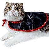 Cdet Viste a un gato de cloak puppy cat small manto ropa para mascotas del traje de Halloween para perros
