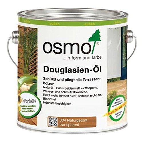 Osmo Douglasien-Öl naturgetönt 2,5 Liter