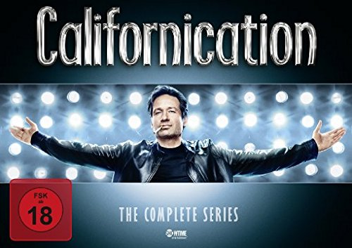 Californication - The Complete Series [16 DVDs]