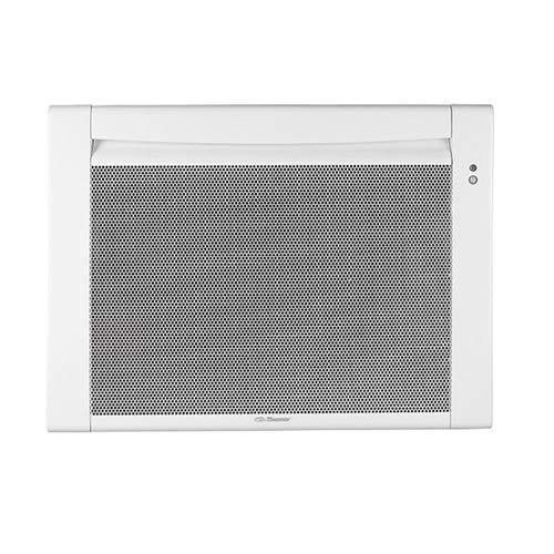 Radiateur Connecté à Panneaux Rayonnants Emotion 3 1500W, Horizontal, Blanc