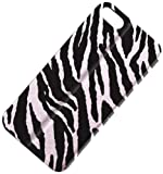 i-Paint 23-05-07 'zebra' Double CASE [book] FOR iPhone 5/5S