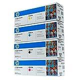 Merotoner® 4x Toner Set Kompatibel zu HP Color LaserJet CC-530A - CC-533A , CP-2020 , CP-2024 , CP-2024DN , CP-2025 , CP-2025DN , CP-2025N , CP-2025X , CP-2026 , CP-2026DN , CP-2026N , CP-2027 , CP-2027DN , CP-2027N , CM-2320N , CM-2720MFP (BK,C,Y,M)