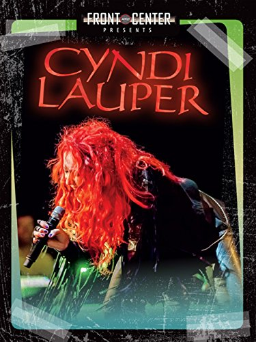 Cyndi Lauper: Front and Center Presents Cyndi Lauper Cover