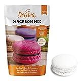Decora Preparado En Polvo Para Macaron Blanco  250 g
