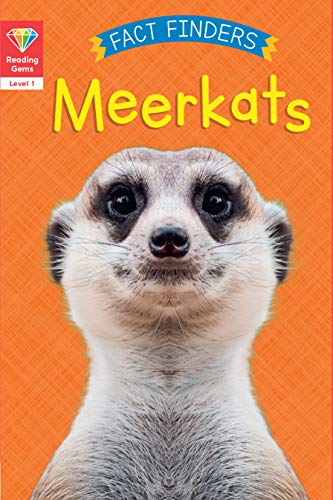 Reading Gems Fact Finders: Meerkats (Level 1) (English Edition)