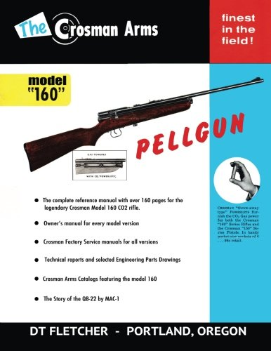 The Crosman Arms Model160pellgun
