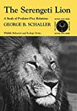 The Serengeti Lion: A Study of Predator-prey Relations
