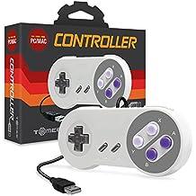 Mando Tomee SNES Super Nintendo - USB - 8 direcciones + 6 botones digitales [PC] [MAC]
