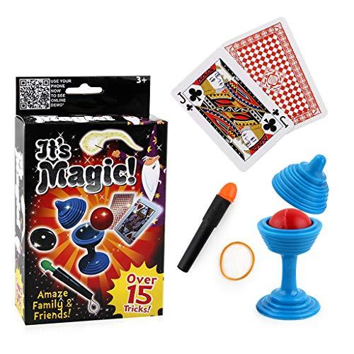 jigang Novelty Magic Toy Box Kit...