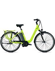 Kalkhoff E-Bike Agattu Advance i8R 17,5 Ah Damen grün 2018