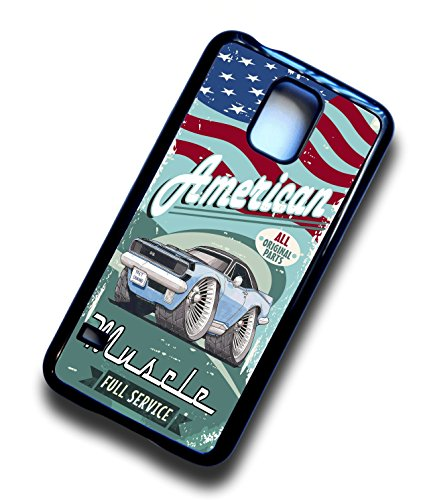 koolart-american-muscle-car-theme-for-retro-67-chevy-camero-ss-hard-case-fits-samsung-galaxy-s5