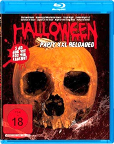 Halloweenparty XXL Reloaded (2 Blu-ray Box)