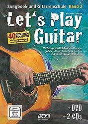 Let's Play Guitar - Band 2 mit 2 CDs und DVD: Songbook und Gitarrenschule