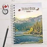 Reisetagebuch Kanada zum selberschreiben/als Abschiedsgeschenk