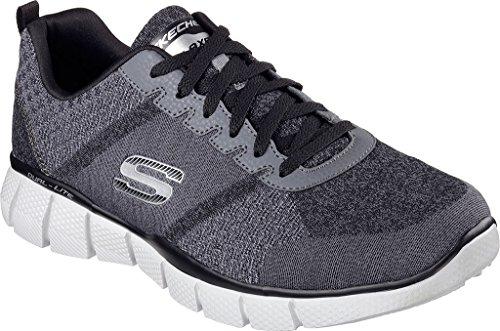 Skechers (SKEES) Equalizer 2.0- True Balance, baskets sportives homme gris (CCBK)