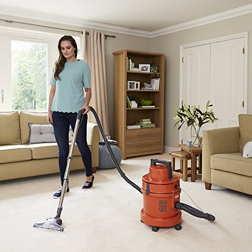 Vax 6131T 3-in-1 Canister Vacuum Cleaner, 1300 W – Orange