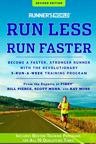 Runner's World Run Less, Run Faster por Bill Pierce
