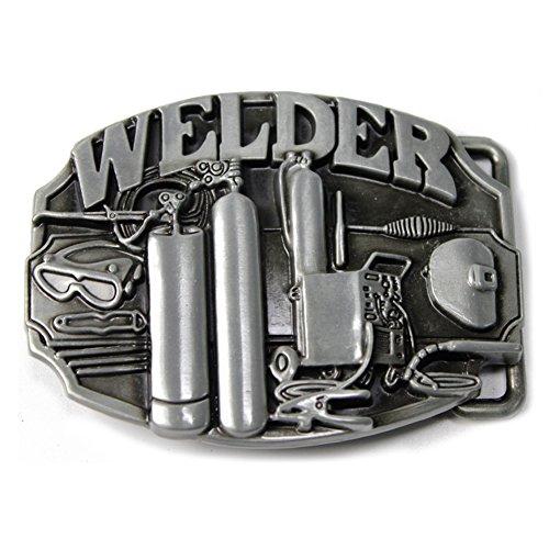 Gürtelschnalle,western cowboy belt buckle, aufschrit welder Gürtelschnalle
