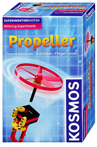 Kosmos Experimente & Forschung 657598 Propeller, Spiel