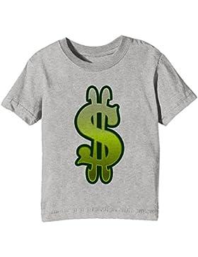 Dólar Niños Unisexo Niño Niña Ca