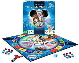 Hasbro - 316521010 - Jeu de Société - Trivial Pursuit - Disney pour la Famille