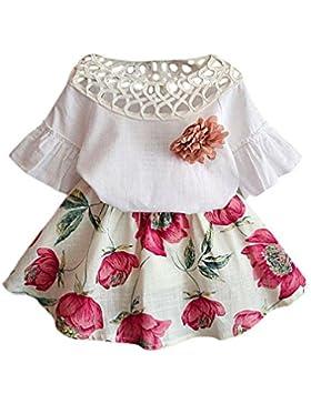 Vestido de niña, RETUROM Las nuevas muchachas del bebé ponen en cortocircuito la camisa de manga, florecen los...