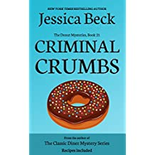 Criminal Crumbs (The Donut Mysteries) (English Edition)