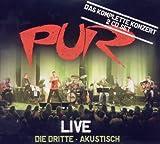 Songtexte von Pur - Live - Die Dritte - Akustisch