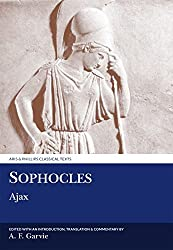 Sophocles: Ajax (Aris & Phillips Classical Texts (Paperback)) (Ancient Greek Edition) by A. F. Garvie (1998-02-01)