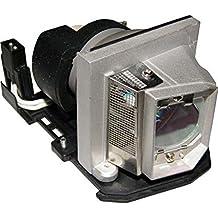Módulo de lámpara de repuesto eu-ele BL-FU185A SP. 8EH01GC01modelo Compatible bombilla con carcasa para proyector Optoma DS216/DS316/DS316L/Optoma DW318/DX319/DX319P/DX619/ES526/EW531/EW536/EX526/HW536/RS528/EX531/EX531P EX531p-EDU/EX536/HD600X/HD600X -LV/HD66/HD67/HD67N/HD6700/HD6720/PRO150S/PRO250X/PRO350W; OPTOMA TS526/TW536/TX536/ET766X E/ES526L/EX536L DX623