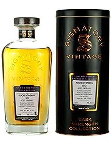 Auchentoshan 24 Year Old 1992 - Cask Strength Collection Single Malt Whisky from Auchentoshan