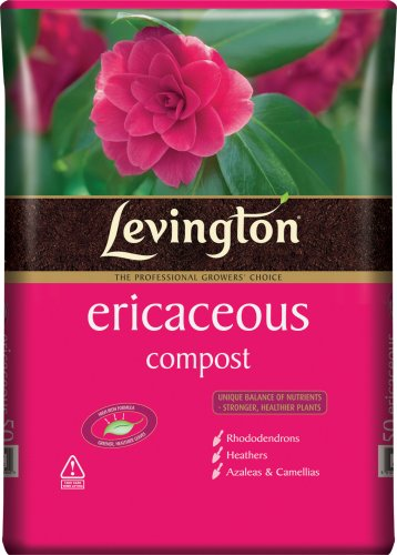 Scotts Miracle-Gro Levington Ericaceous Compost 50 Litres