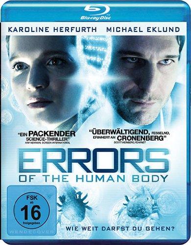 Errors of the Human Body [Blu-ray]