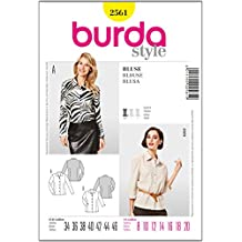 Patrón Burda 2561 Camisa